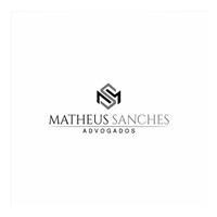 Matheus Sanches Advogados (ou Matheus Sanches Advogados Associados ), Logo e Identidade, Advocacia e Direito