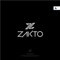 ZAKTO, Logo e Identidade, Roupas, Jóias & acessórios