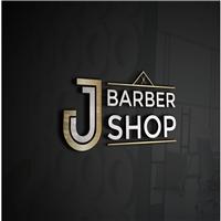 jj barber shop, Logo e Identidade, Beleza