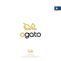 Ogato Design ou Ogato, Logo e Identidade, Pets