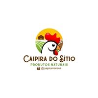 CAIPIRA DO SÍTIO (produtos naturais), Logo e Identidade, Alimentos & Bebidas