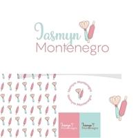 Iasmyn Montenegro, Logo e Identidade, Alimentos & Bebidas