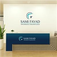 SAMI FAYAD, Logo e Identidade, Saúde & Nutrição