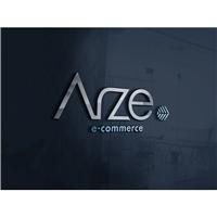 ARZE E-Commerce, Logo e Identidade, Consultoria de Negócios