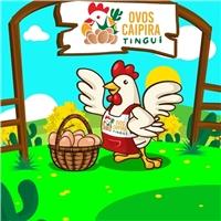 ovos tingui, Construçao de Marca, Alimentos & Bebidas