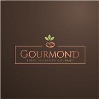 Gourmond , Logo e Identidade, Alimentos & Bebidas