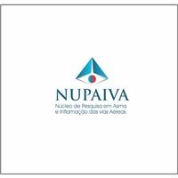 NUPAIVA - Núcleo de Pesquisa em Asma e Inflamação das vias Aéreas, Logo e Identidade, Saúde & Nutrição