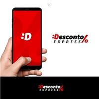 Desconto Express, Logo e Identidade, Marketing & Comunicação