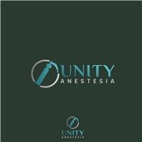 Unity Anestesia / Grupo Unity, Logo e Identidade, Saúde & Nutrição