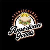 American Goods Sanduicheria, Logo e Identidade, Alimentos & Bebidas