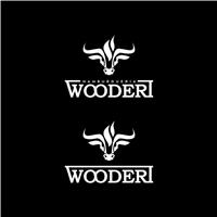 Wooderi Hamburgueria, Logo e Identidade, Alimentos & Bebidas