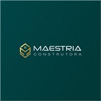 Construtora Maestria, Logo e Identidade, Construção & Engenharia