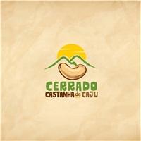 Castanha de Caju Cerrado (nome do produto), Logo e Identidade, Alimentos & Bebidas