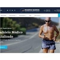 Dr. Rogerio Barros, Web e Digital, Saúde & Nutrição
