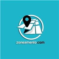 zoneamento.com, Logo e Identidade, Tecnologia & Ciencias