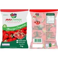 JMJ  chapada congelados , Embalagens de produtos, Alimentos & Bebidas