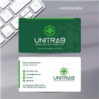Unitrab , Logo e Identidade, Saúde & Nutrição