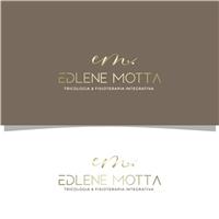 Dra. Edlene Motta, Logo e Identidade, Beleza