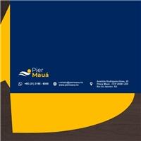 Pier Mauá, Logo e Identidade, Viagens & Lazer