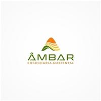 Âmbar Engenharia Ambiental, Logo e Identidade, Ambiental & Natureza