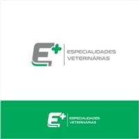 E+ Especialidades Veterinárias, Logo e Identidade, Pets