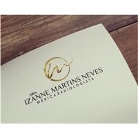 Izanne Martins Neves, Logo e Identidade, Saúde & Nutrição