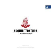 Arquiliteratura, Logo e Identidade, Artes, Música & Entretenimento