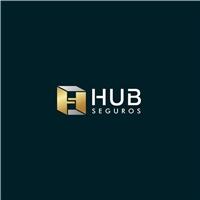 Hub Seguros, Logo e Identidade, Consultoria de Negócios