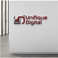 Unifique Digital, Logo e Identidade, Contabilidade & Finanças