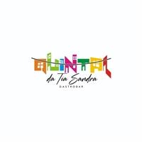 Quintal da Tia Sandra, Logo e Identidade, Alimentos & Bebidas