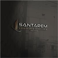 Santarem Assessoria Imobiliária, Logo e Identidade, Imóveis