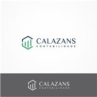Calazans Contabilidade Ltda, Logo e Identidade, Contabilidade & Finanças