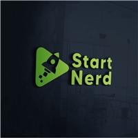 Start Nerd, Logo e Identidade, Computador & Internet