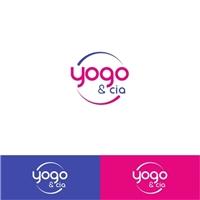 Yogo & Cia, Logo e Identidade, Alimentos & Bebidas