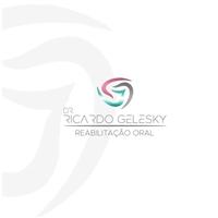Dr. Ricardo Gelesky - Reabilitação Oral, Logo e Identidade, Odonto