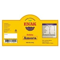 Enak Geleia Artesanal, Embalagens de produtos, Alimentos & Bebidas