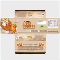 COOAPIS - Cooperativa dos Avicultores e Apicultores do Piemonte da Dia, Embalagens de produtos, Alimentos & Bebidas