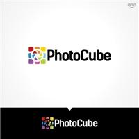 PhotoCube, Logo e Identidade, Fotografia