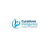Nome: Curativos Inteligentes / Subtítulo: Cuidados de Enfermagem, Logo e Identidade, Saúde & Nutrição