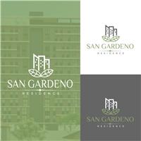 SAN GARDENO RESIDENCE, Logo e Identidade, Construção & Engenharia