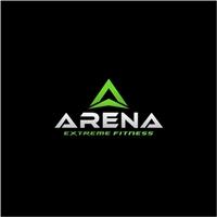Arena Extreme Fitness, Logo e Identidade, Esportes