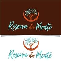 Reserva da Mente, Logo e Identidade, Saúde & Nutrição