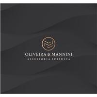 Oliveira e Mannini Advogados Associados, Logo e Identidade, Advocacia e Direito