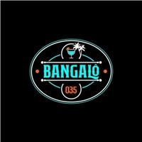 BANGALÔ 035, Logo e Identidade, Alimentos & Bebidas