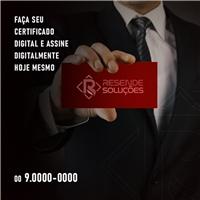 Resende Soluções, Web e Digital, Consultoria de Negócios