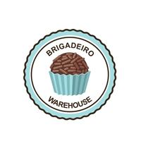 BRIGADEIRO WAREHOUSE, Logo e Identidade, Alimentos & Bebidas