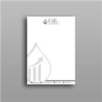 CdL Consulting , Logo e Identidade, Consultoria de Negócios