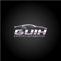 Guih Estética Automotiva, Logo e Identidade, Automotivo