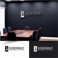 Leandro seberino & advogados , Logo e Identidade, Advocacia e Direito