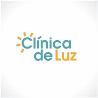 Clínica de Luz, Logo e Identidade, Saúde & Nutrição